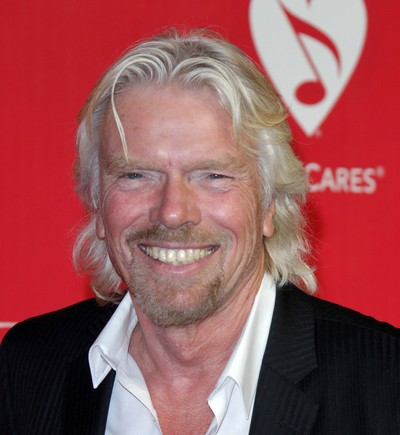 Sir Richard Branson To Donate Half His Fortune to Charity