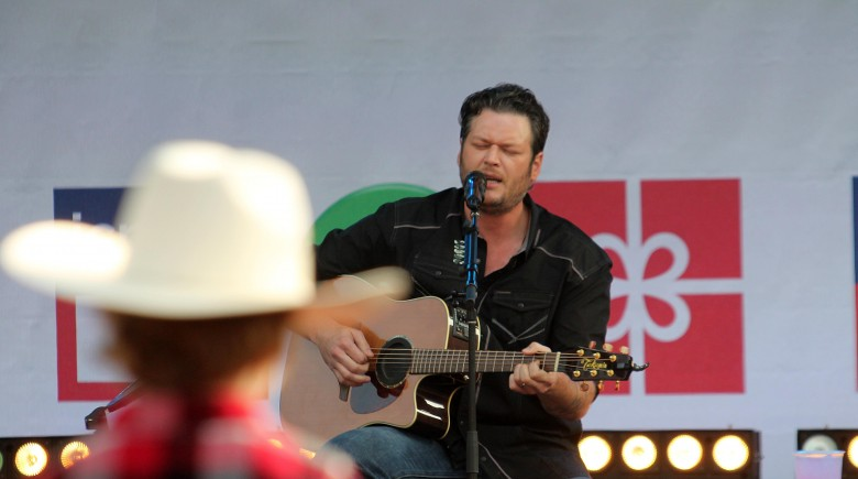 Blake Shelton and NBC Teaming Up to Support the Tornado Survivors in Oklahoma