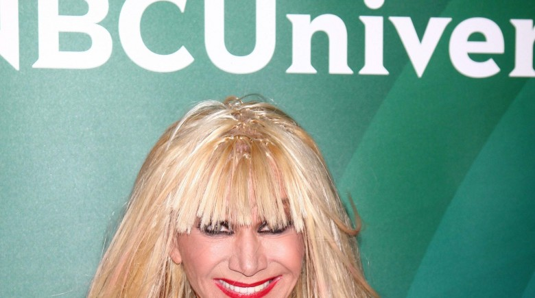 Fashion Designer Betsey Johnson Reinvents Herself (Again)