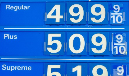 Tracking Down the Cheapest Gas Near You