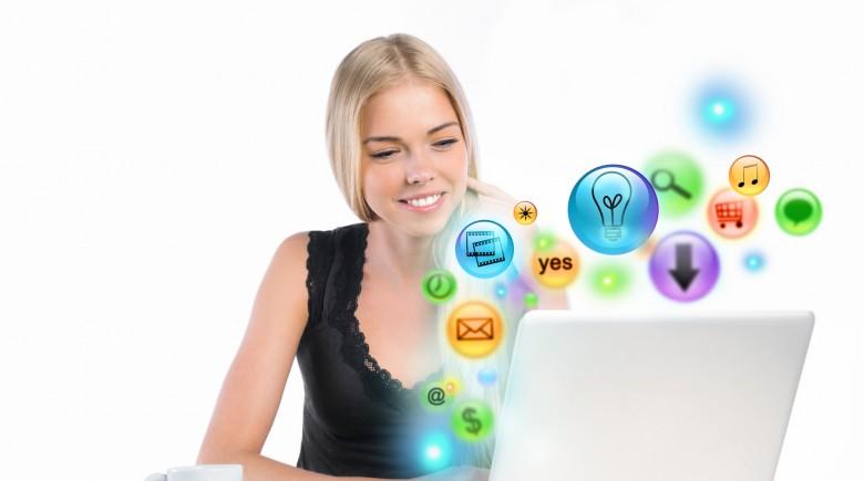 money social media